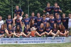 Settore Assoluto Team-A 2018-2019